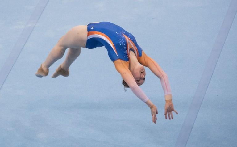Gymnastics - World Cup in Stuttgart