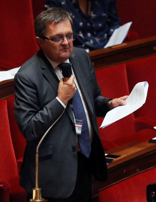FRANCE - POLITICS - GOVERNMENT - PARLIAMENT